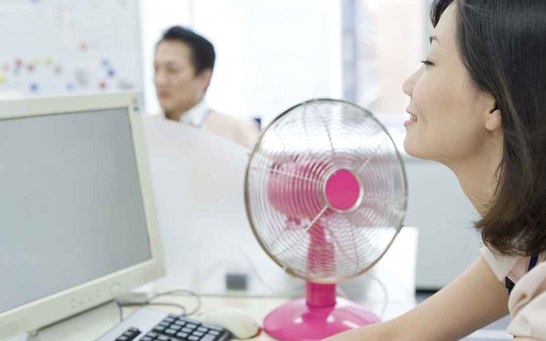 6 Tips for managing staff during a heatwave