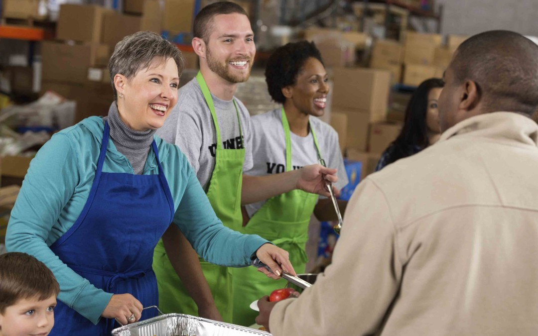Employee volunteering – is it right for your small business?