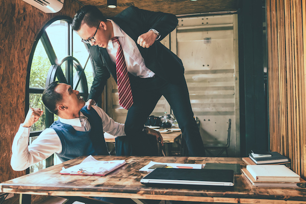 How to manage staff misconduct
