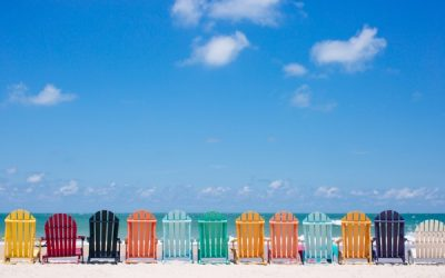 colourful-beach-chairs-on-beach