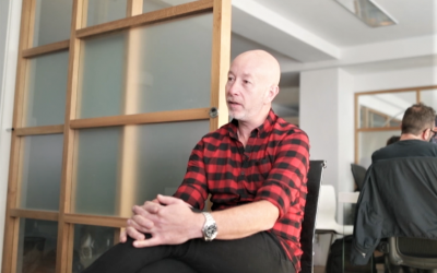 Derek Moore Coffee and TV CEO providing case study for citrusHR