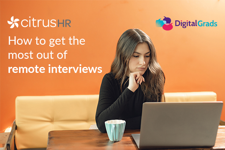 Top 5 tips to help employers get the most out of remote interviews