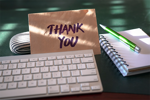5 ways to thank your team this Employee Appreciation Day