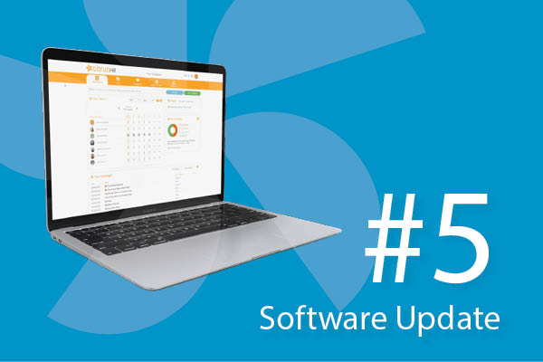#5 Our software has had a summer makeover