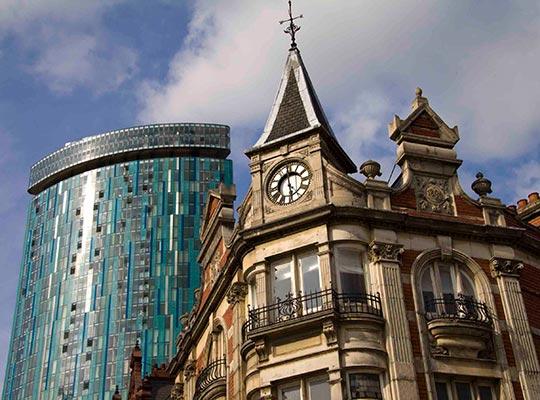 Birmingham and Solihull