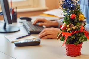 Employee productivity in the festive season