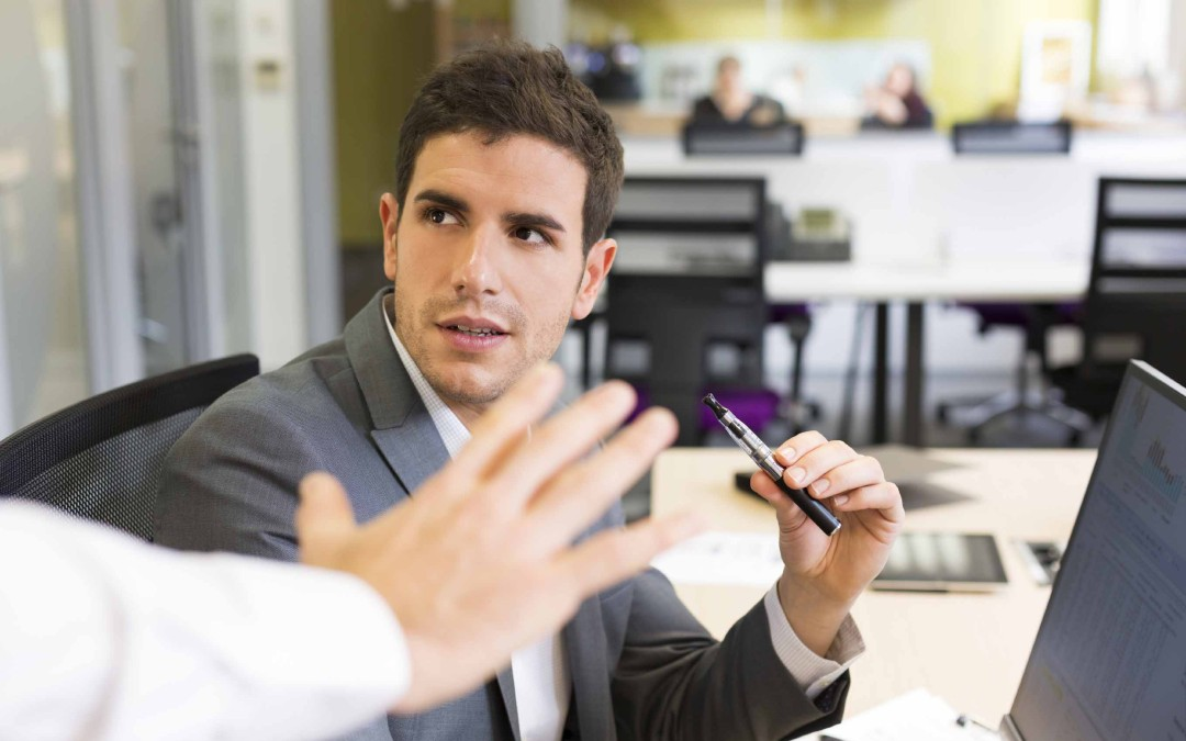 Four tips when banning e-cigarettes in the workplace