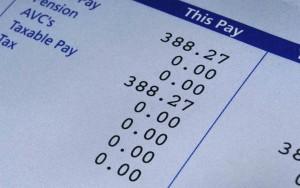 Minimum Wage payroll