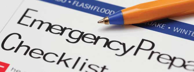 Emergency Plans- would your staff know what to do?