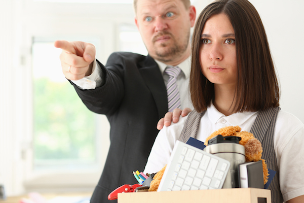 What you can do to prevent unhelpful behaviour from ex-employees