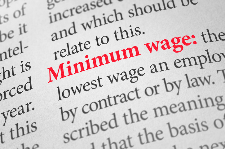 Employers paying less than the minimum wage- named and shamed