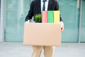 key employee resigns