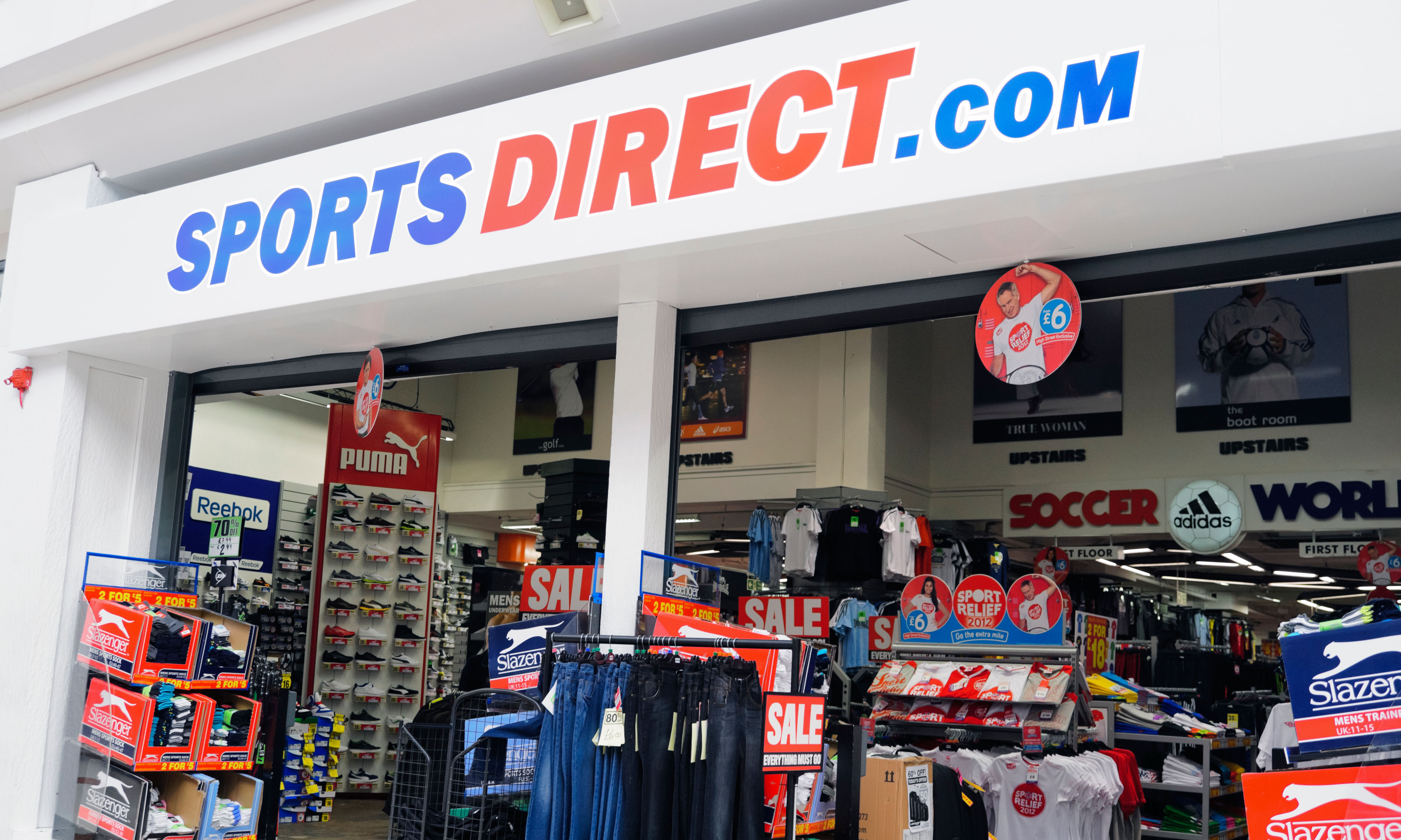 Whether it be for style or for sports, choose from an extensive selection of trainers, boots and shoes. Shop Now. shop now. Sports Direct currently operates in over 24 countries. Also secured by. visaCard seal; mastercard seal.
